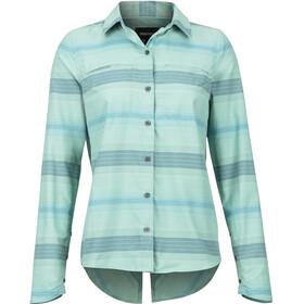 Marmot Aeolian T-shirt à manches longues Femme, pond green